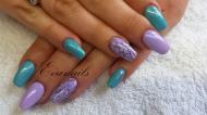 Best Nails - lilás