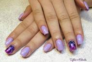 Best Nails - transzferfóliás