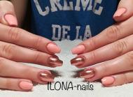 Best Nails - Rosegold crome