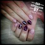 Best Nails - Bordó