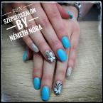 Best Nails - Kék pillangó