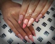 Best Nails - Barackos viragos