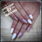Lila fehér