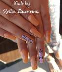 Best Nails - mustársárga