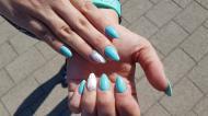 Kék gyönyörűségem