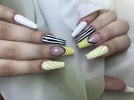 Sárga es fehér
