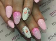 Best Nails - Flamingo 3