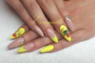 nyááár neon limonádé