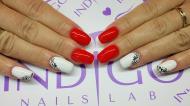 piros és fehér