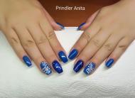 Kék összeállítás