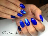 Kékes kék