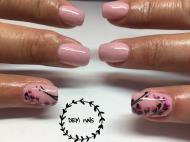 Best Nails - Virágos