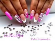 Pink franci