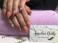 Best Nails - Reinas del Brilli Brilli
