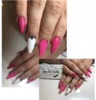 Best Nails - Rosa que te quiero rosa