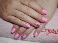 Best Nails - Pink köröm