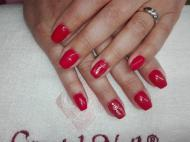 Best Nails - Piros köröm