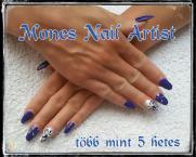 Best Nails - 5 hetes műköröm
