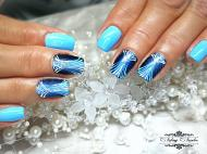 Kék kagyló