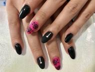 Fekete pink