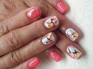 Best Nails - Üveges csillogás