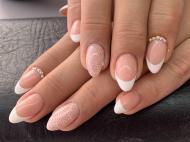Best Nails - Beatrix francia körme nyomdával