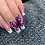 Butterflynails