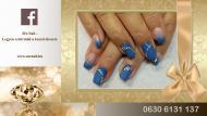 kék matt