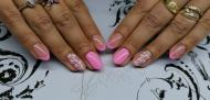 Best Nails - Pink francia