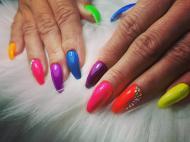 Best Nails - Neon őrület