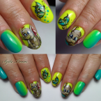 Best Nails - Zöld