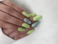 Zöld és kék