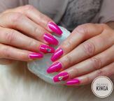Best Nails - Neon rózsaszín körmök