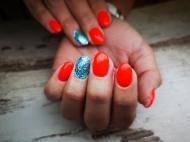 Best Nails - Neon és türkiz