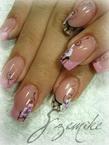 Best Nails - rózsaszín2