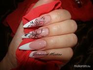 Best Nails - Zselés virágok