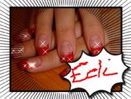 Best Nails - Edi lepkéi :-)