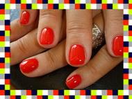 Best Nails - csak piros