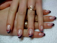 Best Nails - lila