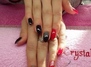 fekete piros