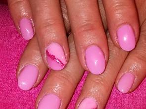 hőre változó lilából rózsaszín