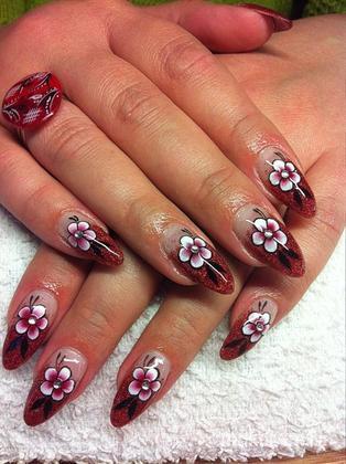 Lili nails nottingham nail artist pcs akrillal dsztett prinsesfo Gallery