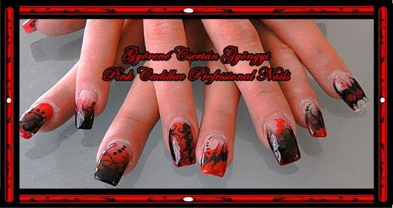 Györené Csertán Gyöngyi - Pink Cadillac Professional Nails Körömszalon - Györené Csertán Gyöngyi - 2010-06-22 20:56