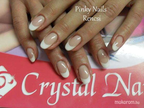Dobi Renáta Csilla- Pinky Nails -Crystal Nails Elite referencia szalon - Marynek - 2013-01-13 20:49
