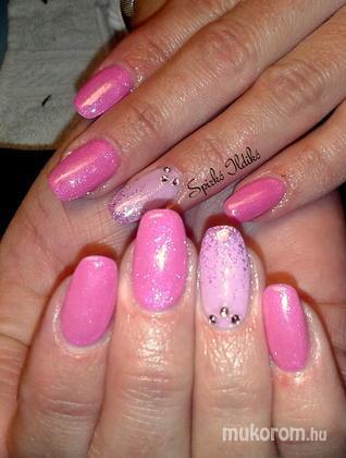 Spirkó Ildikó - rózsaszín és lila - 2013-03-26 13:31