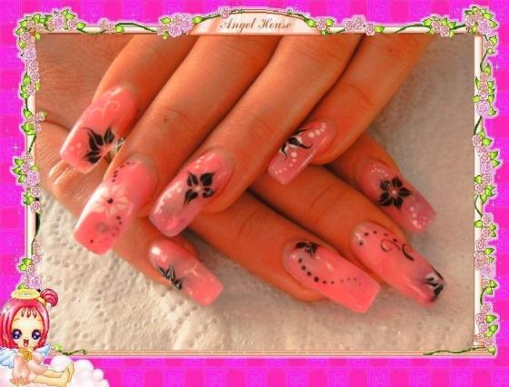 Györené Csertán Gyöngyi - Pink Cadillac Professional Nails Körömszalon - Györené Csertán Gyönygi - 2009-07-20 12:33