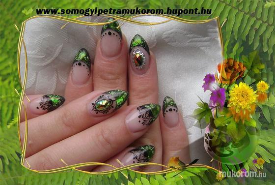 Somogyi Petra - Zöld flex kagylólapos  - 2011-01-08 22:51