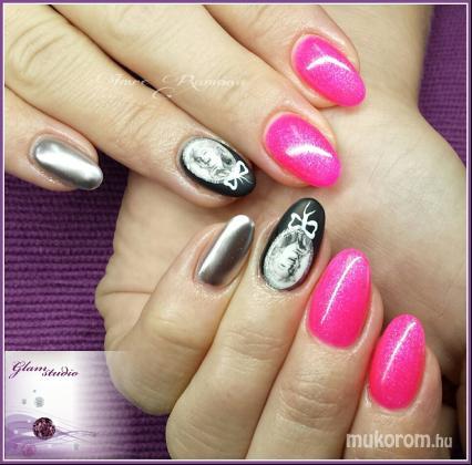 Imre Ramóna - Neon pink Chrome ezüst - 2016-06-24 13:16