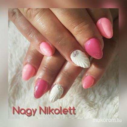 Nagy Nikolett - Kagylós karmincák - 2016-07-26 19:14
