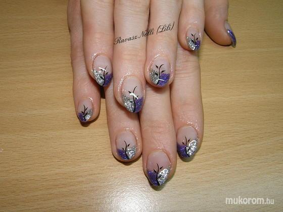 Lili Nails Nottingham - akrillal díszített - 2011-02-16 20:07